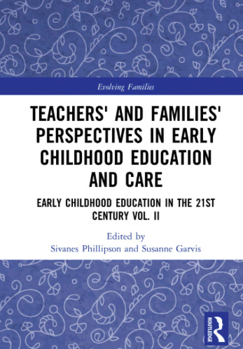 Preschool teacher participation in Russia: Background, system and modern trends